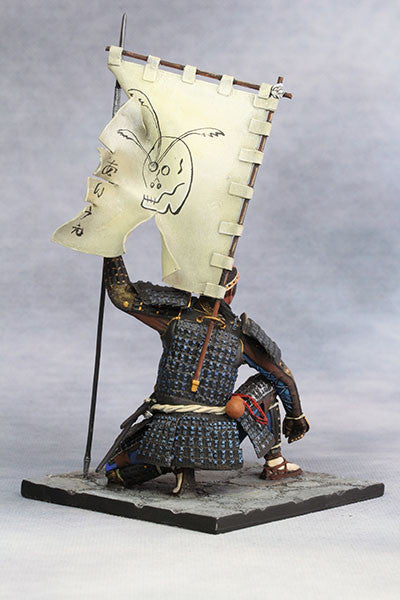 YZ90011 - Ichiban Yari/First Pike (Middle of 16th-Early 17th Century A.D.) By YZCaesar - Piers Christian Toy Soldiers - 4