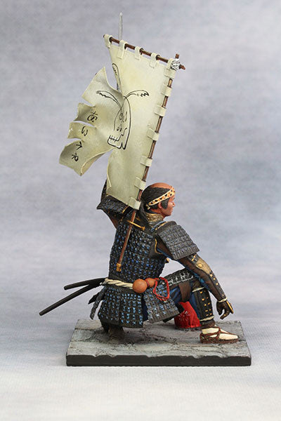 YZ90011 - Ichiban Yari/First Pike (Middle of 16th-Early 17th Century A.D.) By YZCaesar - Piers Christian Toy Soldiers - 5
