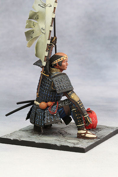 YZ90011 - Ichiban Yari/First Pike (Middle of 16th-Early 17th Century A.D.) By YZCaesar - Piers Christian Toy Soldiers - 6