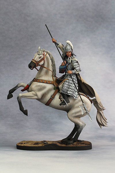 YZ90014 - Zhao Zilong at Changban Battle (208 A.D.) from YZCaesar - Piers Christian Toy Soldiers - 2