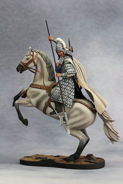 YZ90014 - Zhao Zilong at Changban Battle (208 A.D.) from YZCaesar - Piers Christian Toy Soldiers - 3
