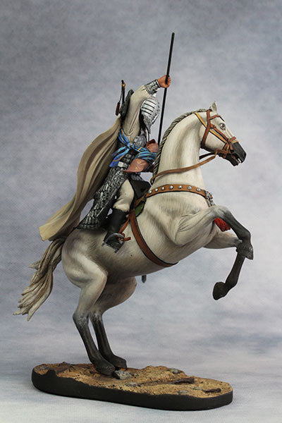 YZ90014 - Zhao Zilong at Changban Battle (208 A.D.) from YZCaesar - Piers Christian Toy Soldiers - 5