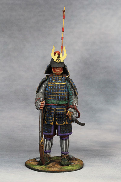 YZ90015 - Samurai with Harquebus (Late 16th Century A.D.) made by YZCaesar - Piers Christian Toy Soldiers - 1