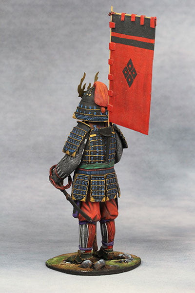 YZ90015 - Samurai with Harquebus (Late 16th Century A.D.) made by YZCaesar - Piers Christian Toy Soldiers - 3