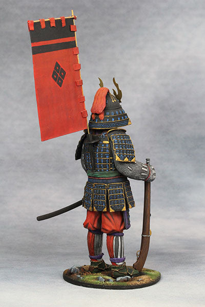 YZ90015 - Samurai with Harquebus (Late 16th Century A.D.) made by YZCaesar - Piers Christian Toy Soldiers - 4