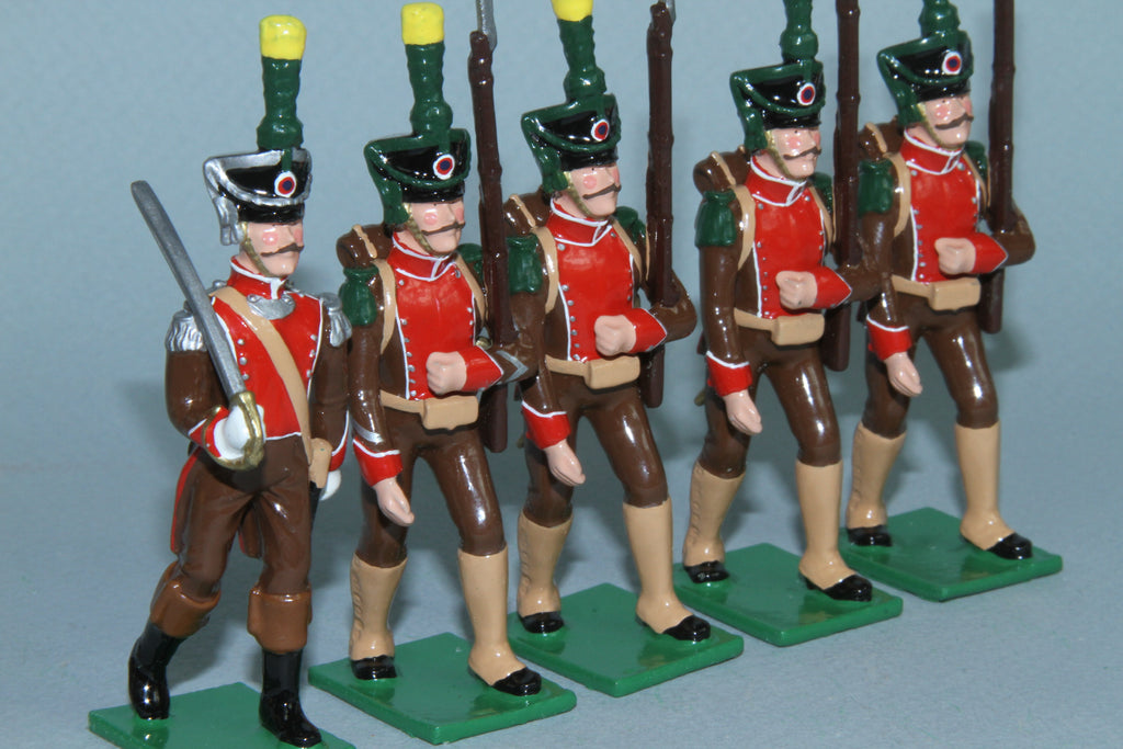 N295 - Corsican Light Infantry, Battalion of Sharpshooters of 1808, from Regal of New Zealand