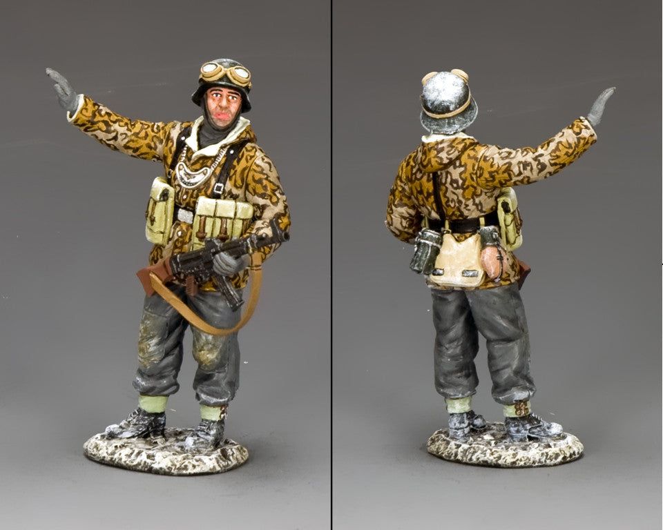 BBG113 - 'Erich' Battle of the Bulge German - Piers Christian Toy Soldiers - 2