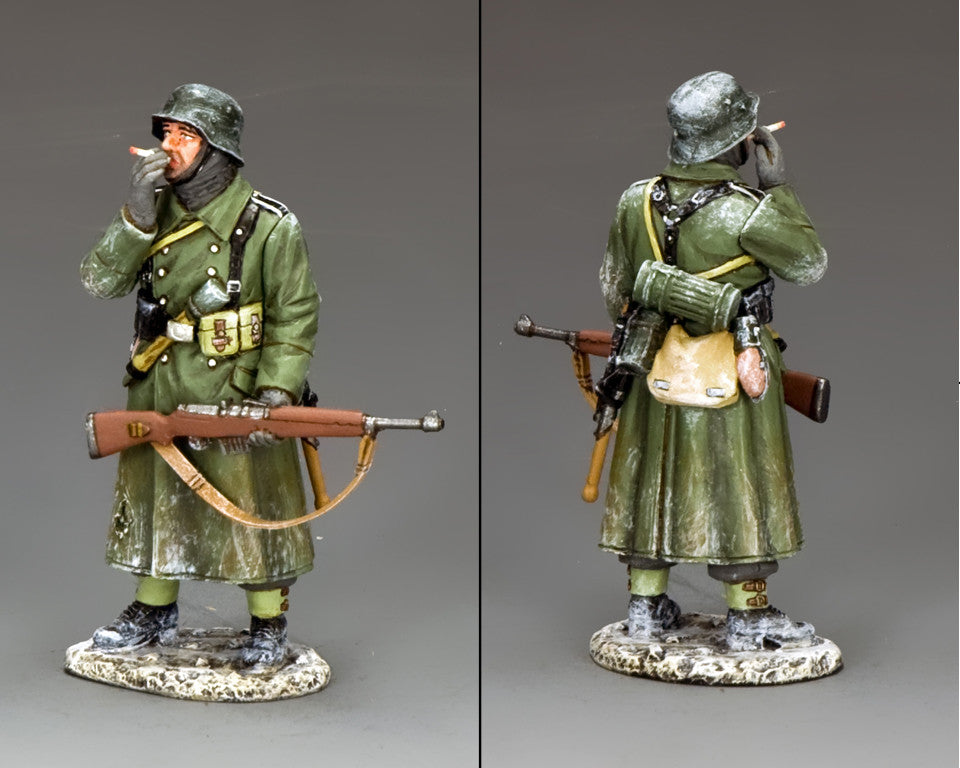 BBG114 - Willi - Battle of the Bulge German - Piers Christian Toy Soldiers - 2