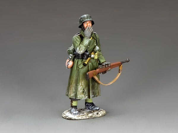 BBG114 - Willi - Battle of the Bulge German - Piers Christian Toy Soldiers - 1