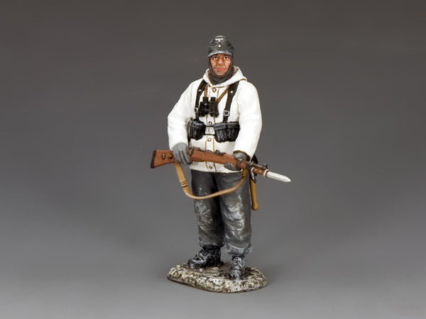 BBG116 - 'Friedrich', Battle of the Bulge German - Piers Christian Toy Soldiers - 1