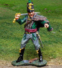 CS00816 - KGL Officer, Napoleonic British forces - Piers Christian Toy Soldiers