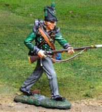 CS00820 - KGL 'Advancing' Napoleonic British forces - Piers Christian Toy Soldiers