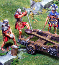CS00841 - Roman Catapult II. Rome 43AD series - Piers Christian Toy Soldiers