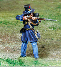 CS00847 - ACW Union 2nd Wisconsin Standing Shooting - Piers Christian Toy Soldiers