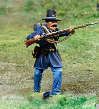 CS00850 ACW Union, 2nd Wisconsin Parry - Piers Christian Toy Soldiers