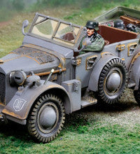 CS00878 German Horch in Grey - Normandy - Piers Christian Toy Soldiers