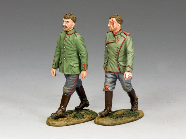 FW225 - Boche Prisoners. The First World War from King & Country - Piers Christian Toy Soldiers