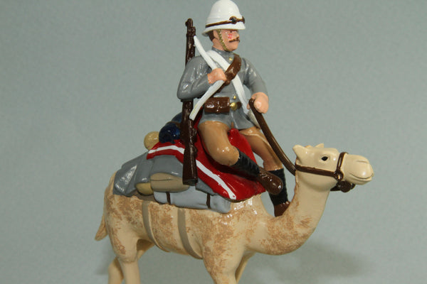 SC30B INDIVIDUAL -  British Camel Corps Sudan 1884-85 from Regal Toy Soldiers - Piers Christian Toy Soldiers - 1