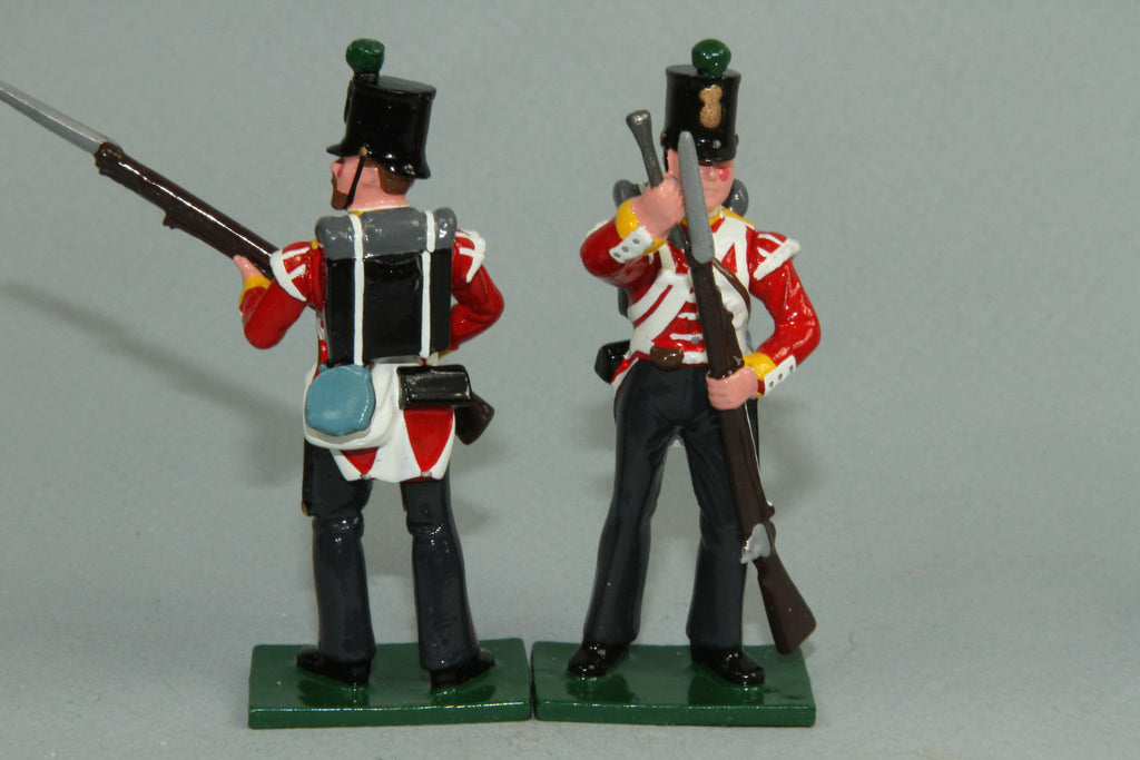 CW55B - Crimean War British 77th Regiment from Regal Toy Soldiers - Piers Christian Toy Soldiers - 3
