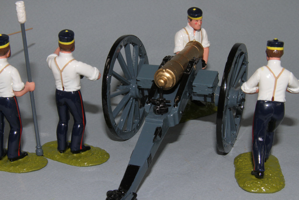 SWNZ6A - Royal Artillery 24pdr Howitzer from Regal Toy Soldiers