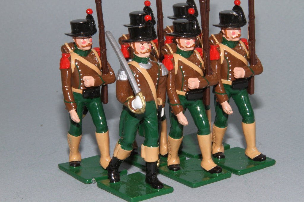 N293 - Corsican Light Infantry 1st Battalion Carabinier from Regal Toy Soldiers