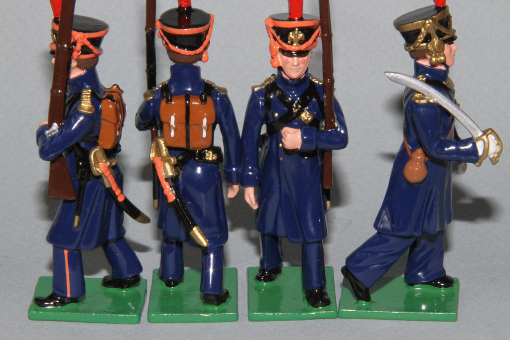 N312 - French Sailors of The Guard 1815 from Regal Toy Soldiers