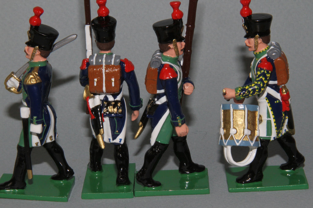 N397 - Costal Defence Artillery Regiment of 1809 from Regal Toy Soldiers
