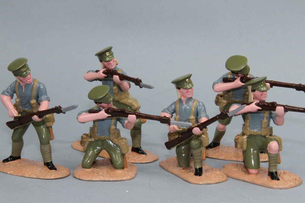 NZEF11 - NZEF, Chunuk Blair, Gallipoli 1915 from Regal Toy Soldiers - Piers Christian Toy Soldiers - 1