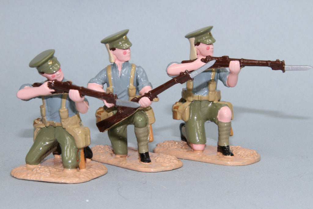 NZEF11 - NZEF, Chunuk Blair, Gallipoli 1915 from Regal Toy Soldiers - Piers Christian Toy Soldiers - 2
