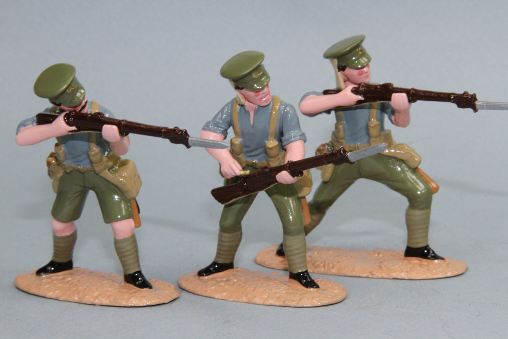 NZEF11 - NZEF, Chunuk Blair, Gallipoli 1915 from Regal Toy Soldiers - Piers Christian Toy Soldiers - 4