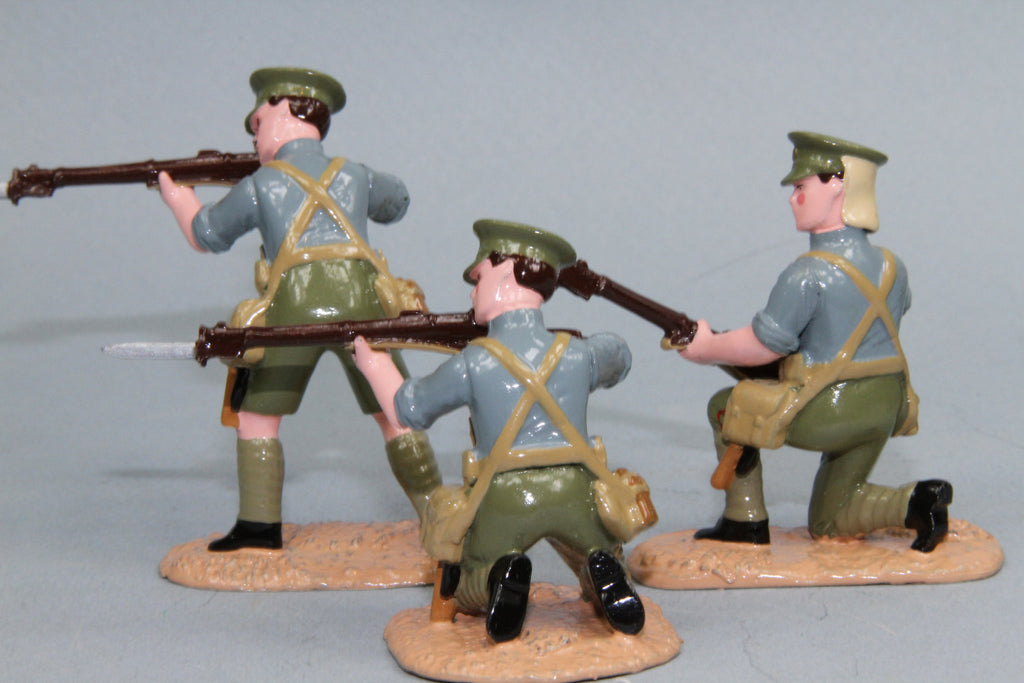 NZEF11 - NZEF, Chunuk Blair, Gallipoli 1915 from Regal Toy Soldiers - Piers Christian Toy Soldiers - 3