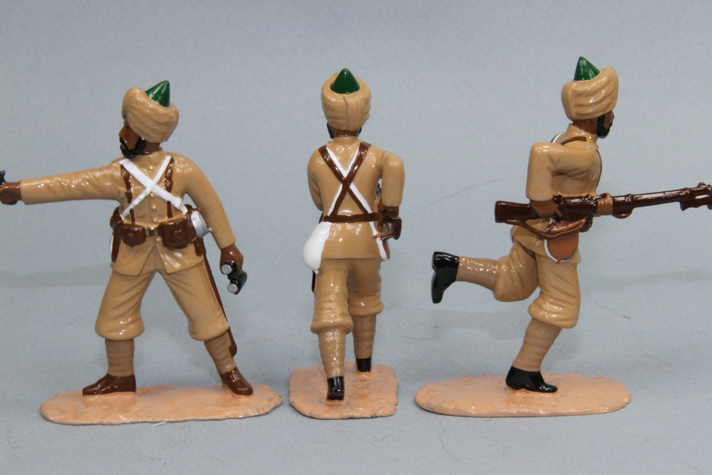 NWF9 - 20th Punjab Regiment, Bengal Infantry from Regal Toy Soldiers - Piers Christian Toy Soldiers - 2