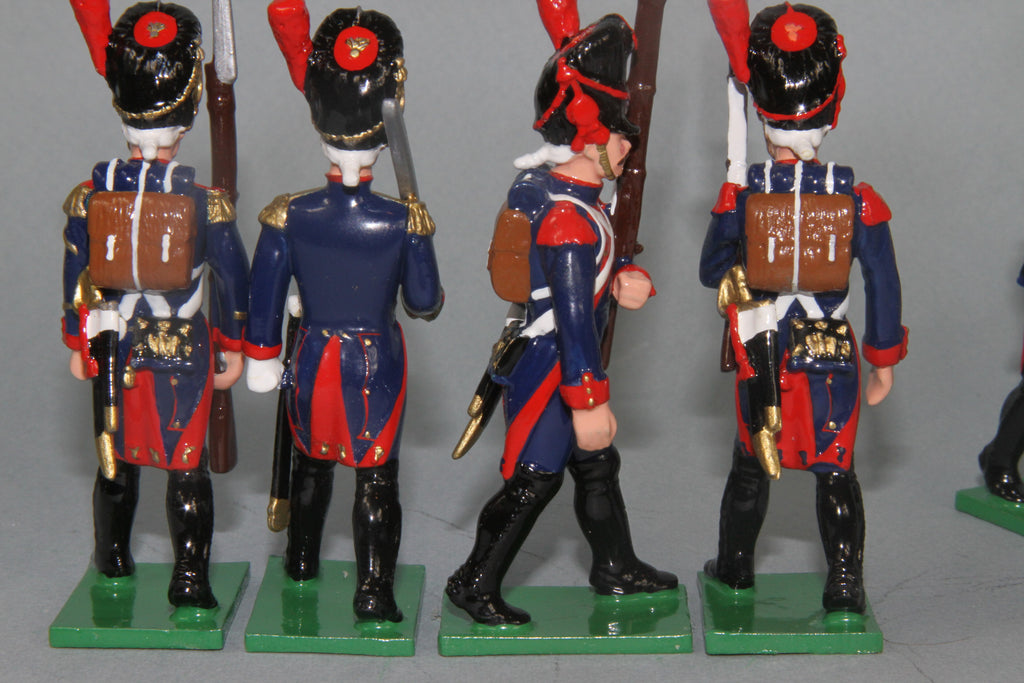 N338 Old Guard Foot Artillery, Artificers and Pontonniers from Regal Toy Soldiers