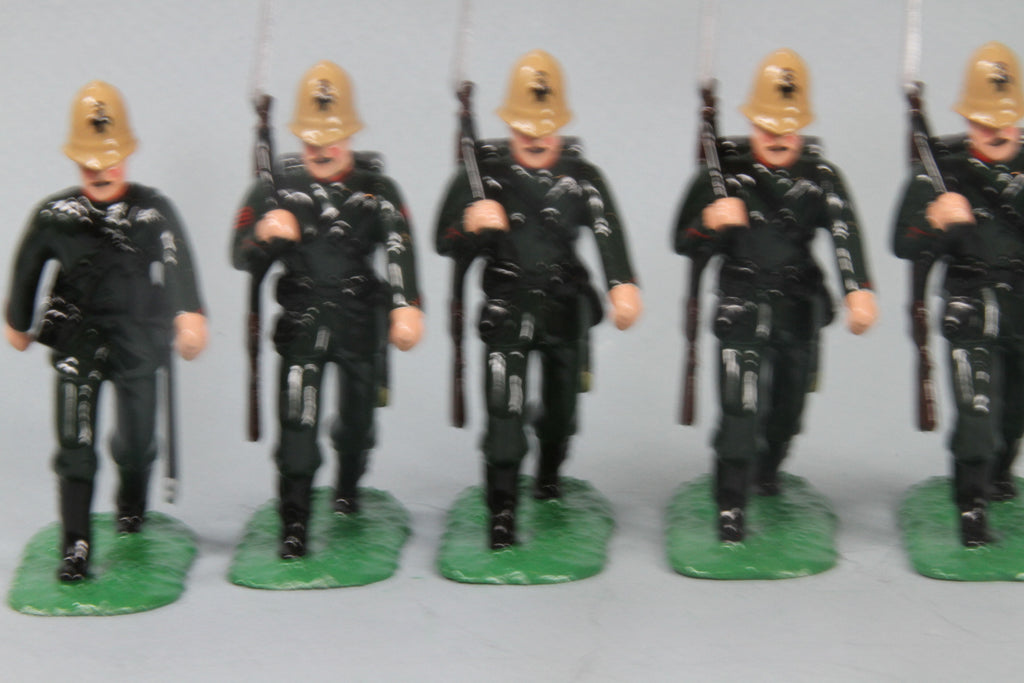 ZW27A - British 60th Rifles of 1879 Zulu Wars from Regal Toy Soldiers