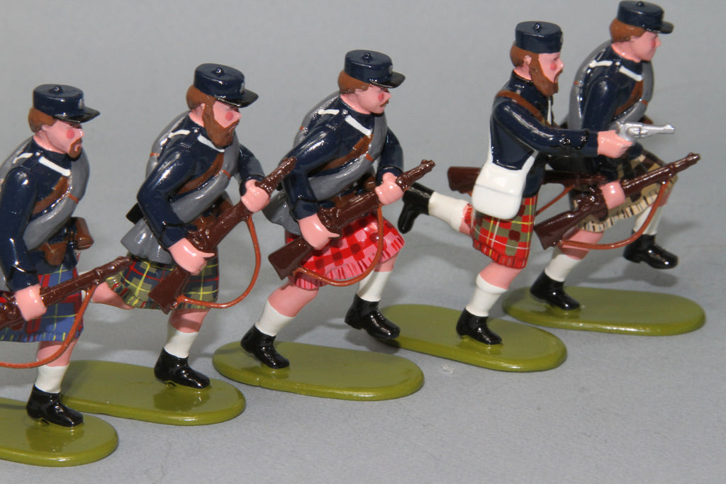 NZ13 - New Zealand Armed Constabulary 1868-72 from Regal Toy Soldiers - Piers Christian Toy Soldiers - 1