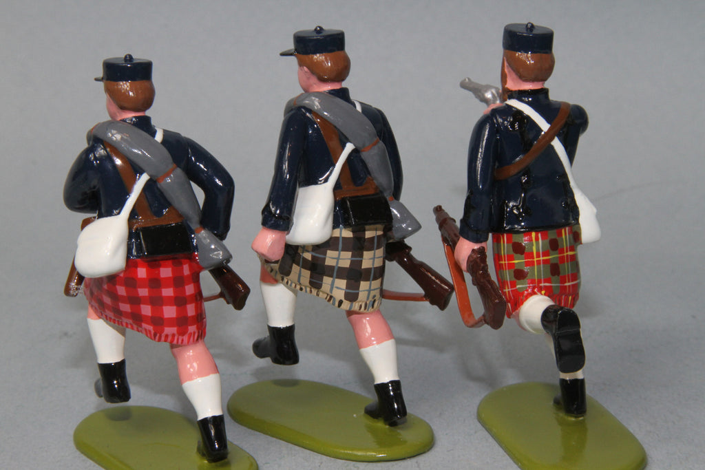 NZ13 - New Zealand Armed Constabulary 1868-72 from Regal Toy Soldiers - Piers Christian Toy Soldiers - 2