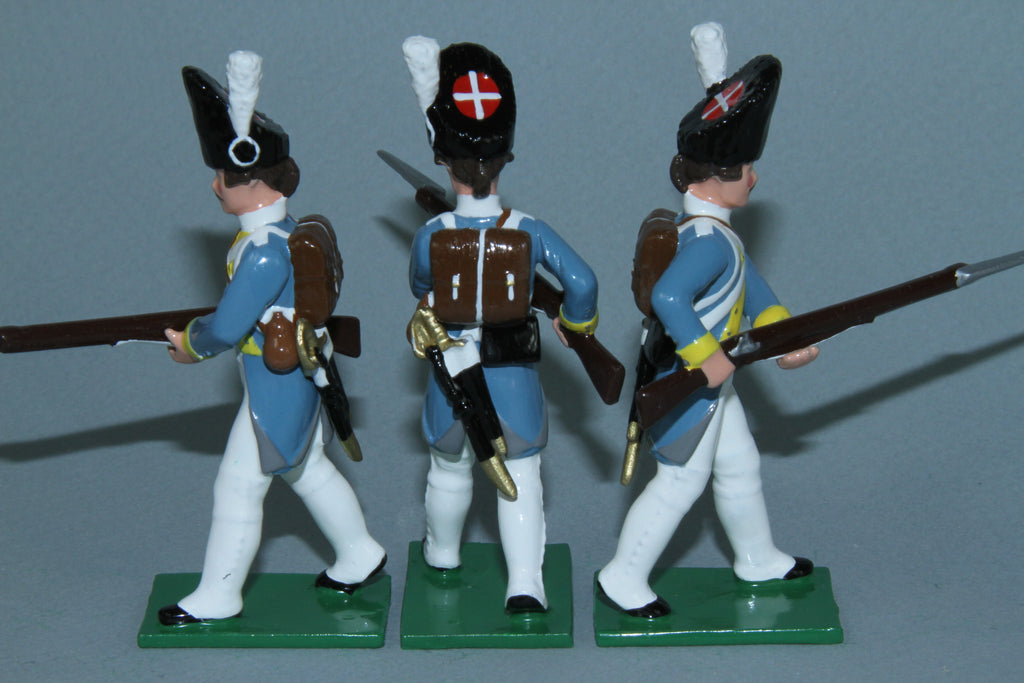 EA54I Lauzun's Legion from Early American Wars from Regal