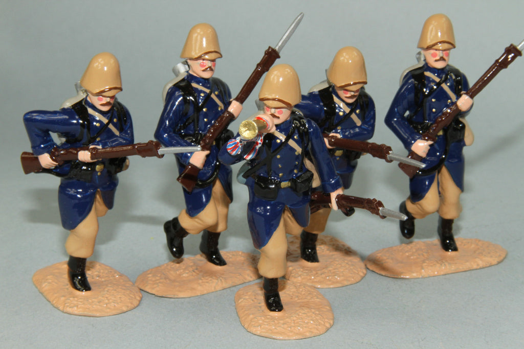 WW112 - French Foreign Legion Gallipoli 1915 made by Regal Toy Soldiers - Piers Christian Toy Soldiers - 1