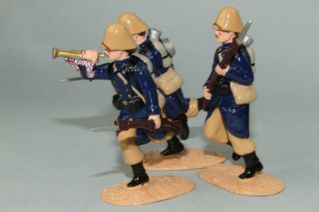 WW112 - French Foreign Legion Gallipoli 1915 made by Regal Toy Soldiers - Piers Christian Toy Soldiers - 2