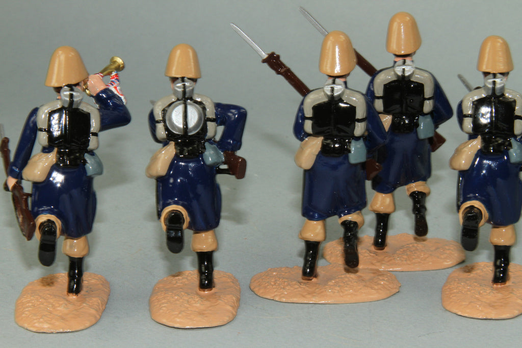 WW112 - French Foreign Legion Gallipoli 1915 made by Regal Toy Soldiers - Piers Christian Toy Soldiers - 3
