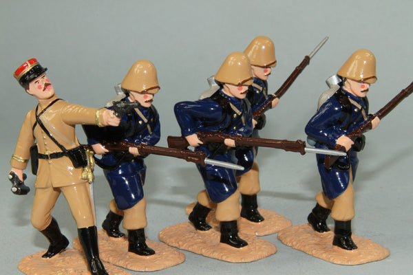 WW110 - French Foreign Legion, Gallipoli 1915. Made by Regal Toy Soldiers - Piers Christian Toy Soldiers - 1