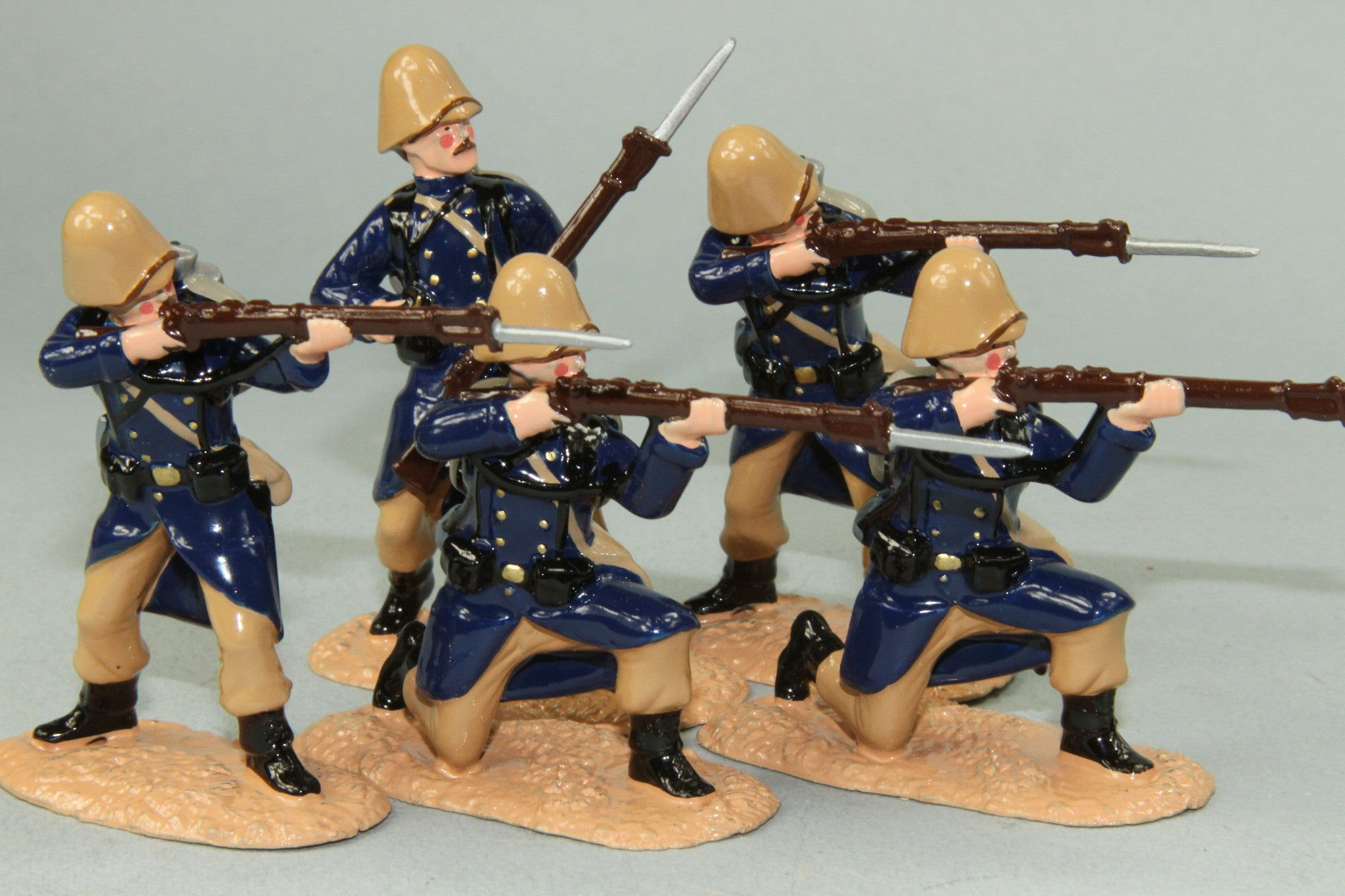 WW111 - French Foreign Legion, Gallipoli 1915. Made by Regal Toy Soldiers - Piers Christian Toy Soldiers