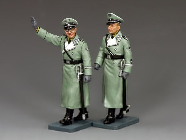 "LAH207 - ""Himmler & Heydrich... The Deadly Duo"" Berlin 38 - Piers Christian Toy Soldiers"