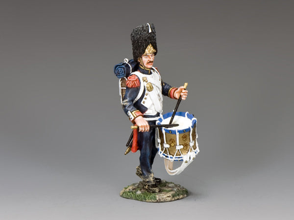 NA365 - The Tambour/Drummer of the Old Guard. K&C Napoleonic French - Piers Christian Toy Soldiers