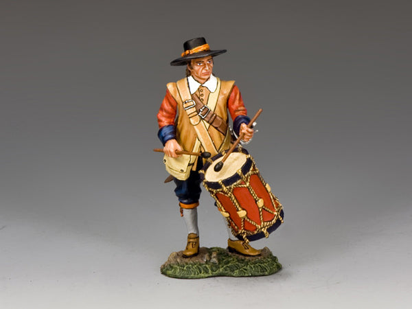 PnM069 -  Phillip Skippon's Regimental Drummer, Pike & Musket - Piers Christian Toy Soldiers