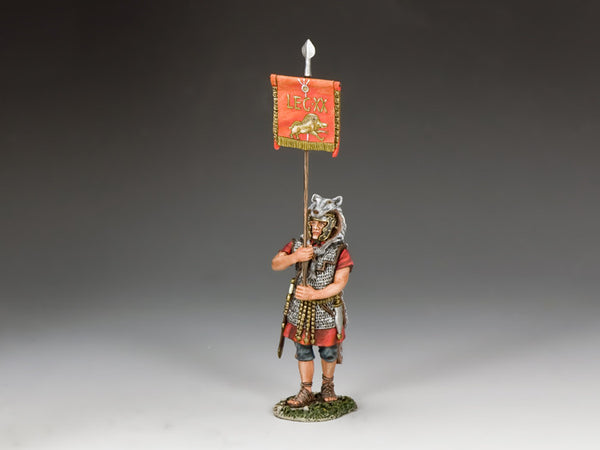 ROM008 - The Vexillum Bearer from the K&C Romans Collection - Piers Christian Toy Soldiers - 1