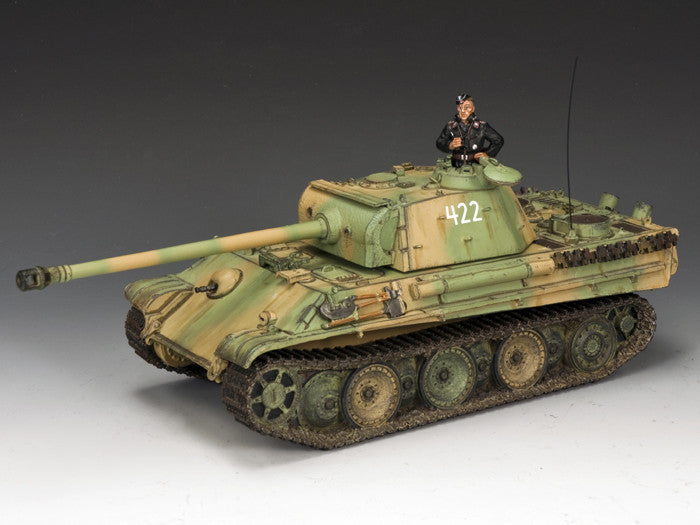 WS272 - Panther Ausf.G - WWII Classic Germans - Piers Christian Toy Soldiers - 1