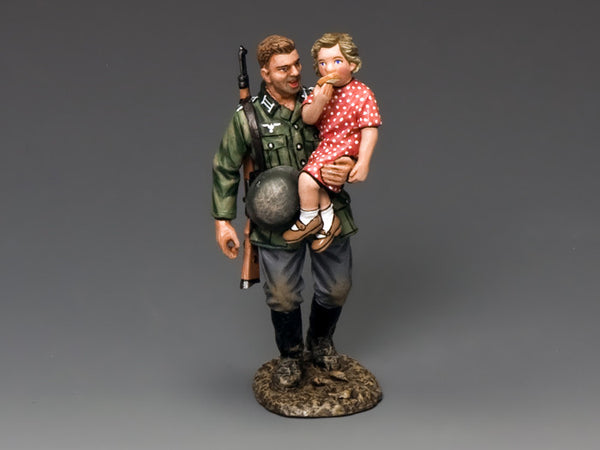 WS297 - 'The Nice German Soldier' WWII Classic German from King & Country - Piers Christian Toy Soldiers - 1