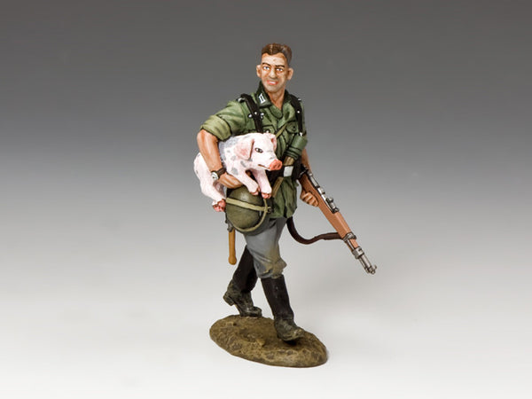 WS324 - 'Spoils of War', WWII Classic Germans - Piers Christian Toy Soldiers