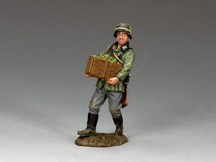 WS327 - The Apple Thief, WWII Classic Germans from King & Country - Piers Christian Toy Soldiers